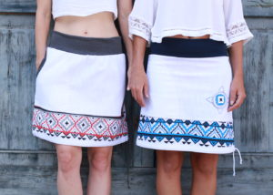 Jak se změřit na sukni