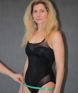 LaJuPe jak se změřit na sukni_měření přes boky