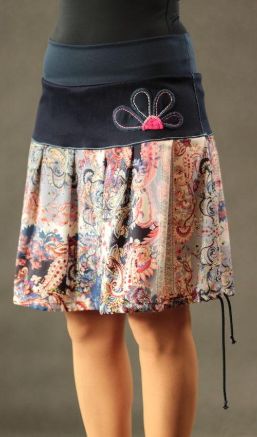 LaJuPe sukně růžová